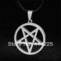 New Arrival Large Inverted Pentagram Hot sale fashion cheap supernature movie collection metal unisex Free Shipping