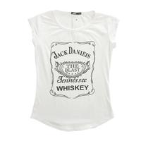 Fashion camisas! 2014 spring summer fashion new brand women casual girl tee tops short sleeve t-shirt  T9