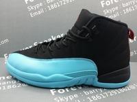 gamma blue 12s mens basketball shoes 130690-027 130690 027