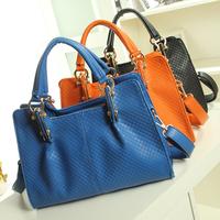 women's small plaid solid color handbag  embossed portable shoulder bag  casual crossbody bags  ol business handbags  sac a main