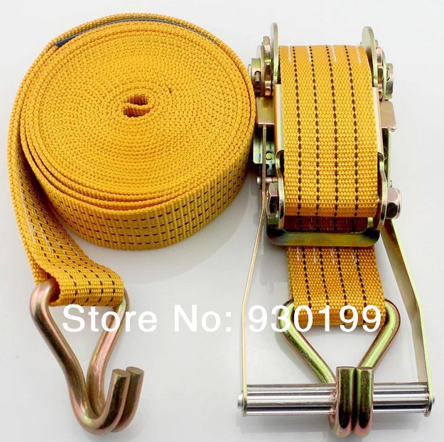 ratchet strap 8 meters long,38 mm width(China (Mainland))