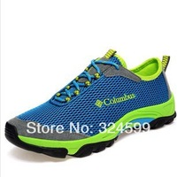 Free shipping 2014 New Men Sneakers,Factory direct wholesale men's Mesh breathable shoes,casual shoes Korean nets cloth shoes
