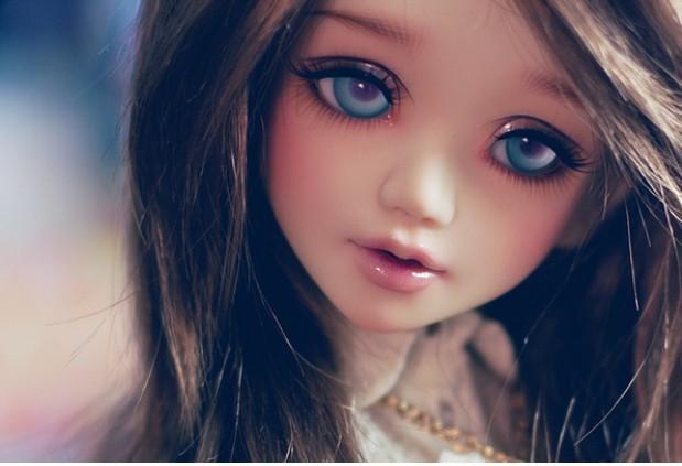 unoa lusis doll bjd sd msd 1/4 msd luts volks dod ai Ball joint dolls resinkit doll dc fl korea dollshe dolltown include eyes(China (Mainland))