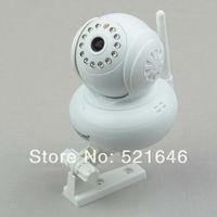 Black Wireless IP Webcam Camera Night Vision 13pcs LED WIFI Cam for home surveillance system