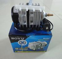 Boyu 16W 25L/min Aquarium  Fish Tank Pond Electromagnetic Air Compressor Pump High Quality