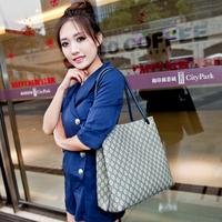 sale 2014 women's handbag fashion print shoulder bag designers brand pu leather messenger bag for women bolsa bolso sac a main