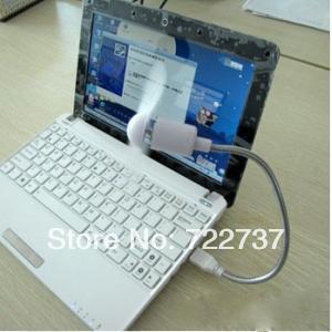 Free Shipping,Retail&Wholesale popular 2014 Mini usb interface fan mini mute laptop electric Free bending fan 3037(China (Mainland))