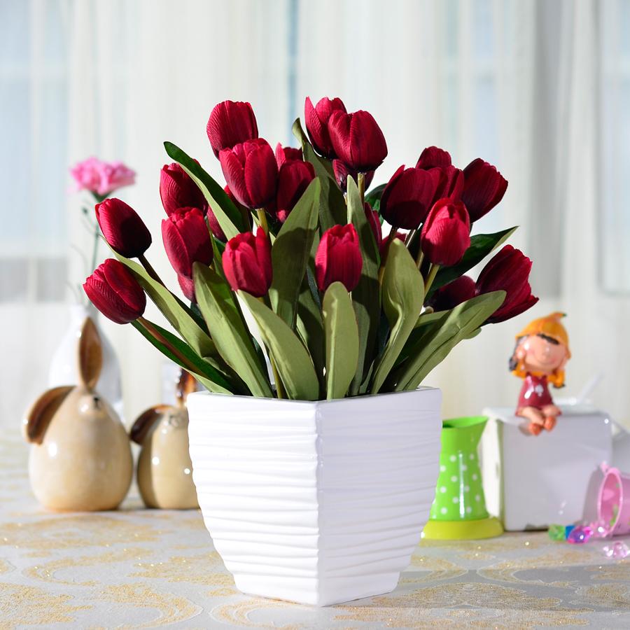Floral Vase Promotion Online Shopping For Promotional