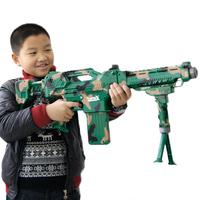 new 2014  outdoor fun & sports  Electric soft gun toy gun bullet sniper rifle toy gun bb play boy bug-a gun  nerf