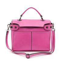 Free shipping!Women's fashion Genuine Leather Bag 2014 Women Messenger Bas Tassel Bag 3 colors vintage female shoulder bags