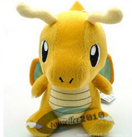 Children's plush toys Pocket Monster//Pokemon cut baby toy  Dragons free shipping hot sell!