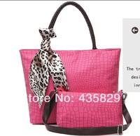 Hot sale: 2014 women's  trend  casual handbag messenger  vintage one shoulder female tote bag  big capacity bag Pu