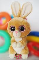 Ty big eyes rabbit plush toy doll day gift girls