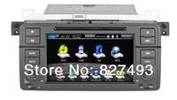 Android 4.0  Car DVD Player for BMW 3 Series E46 318i 320i M3 W/ GPS Navigation Bluetooth Radio TV Stereo Audio 3G WIFI