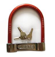 steel materials Motorcycle lock electric bicycle lock pedal car lock anti-theft lock