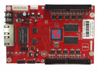 D10 LED Receiving Card Used For Full Color LED Display Asynchronous Controller System For Large Led Advertising Screen
