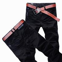 FREE SHIPPING Hot Sale! Brand Jeans Slim Straight Black Men Denim Jeans (7000) W28-36