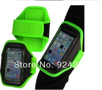 10pcs/lot,2014 new arrival 4colors For Samsung Galaxy S5 I9600 Armband, Gym Armband, Mix Color ,free shipping