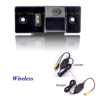 waterproof wireless/no wire wide angle Skoda fabia car/auto/vehicle backup rear view/rearview reverse camera/camara/kamera