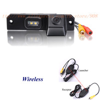 waterproof wireless/no wire wide angle VW lavida car/auto/vehicle backup rear view/rearview reverse camera/camara/kamera