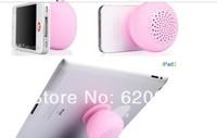 Free shipping Bluetooth Speaker Waterproof Mini Wireless bluetooth Speaker/Micro USB Slot Mushroom Silicone Suction Cup hot sell