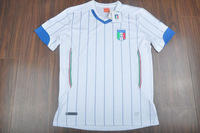 new Free Shipping best thai top quality 2014 world cup Italy aItalia way Soccer Jersey Soccer Shirt.