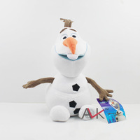 2014 New Arrival Cartoon Toys Frozen Olaf Plush Toys 21CM Frozen Olaf dolls Baby toys ,Classic toys