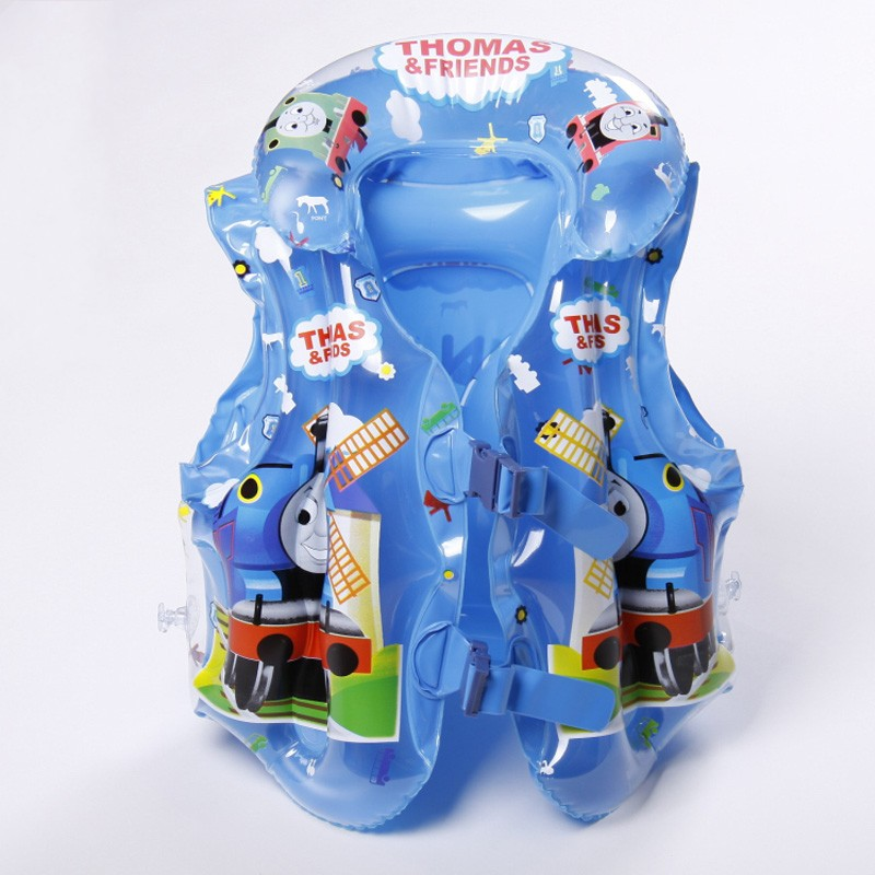 Child inflatable life vest swimming vest baby young children inflatable vest baby swimwear(China (Mainland))