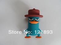 Free Shipping Wholesale Cheap Enough Cartoon Pen drive 2GB 4GB 8GB 16GB 32GB  USB 2.0 Flash Memory Stick Drive Thumb/Car/Pen