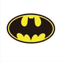 Free shipping / Batman Cartoon pyrograph DIY handmade cloth Paste Light color cloth pyrograph/wholesale
