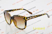 New women's fashion brand sunglasses retro sunglasses glasses rivet arrow point decoration chinese brand sunglasses for women