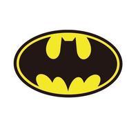 Free shipping / Batman washes clothing popular designs pyrograph personality DIYt T-shirt heat transfer 25.2 * 15.6 cm