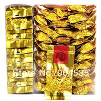 Free shipping 500g ginseng tea 100% Organic oolong tea From Taiwan Dongding Milk Tea Wulong Lose weight Tea New