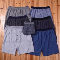 Underwear male boxer panties aro pants plus size