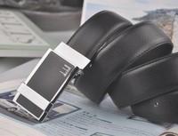2014 New! Exalted Men formal belt,High quality 100% genuine leather belt Smooth buckle business casual belt