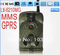 LTL Acorn 6210MG SMS remote control 12MP MMS GPRS trail Camera Digital Scouting Camera/Hunting Camera with external antenna