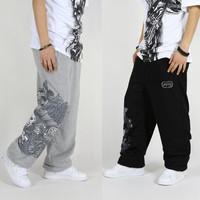 CR-05 Hip hop pants men Sports fashion joggers 2014 Men Street dance Casual Sportwear Mens joggers baggy hip hop sweatpants