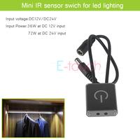 Настенный переключатель E-touch Smart Touch & 2 LED ET050