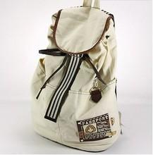 cheap canvas school bag
