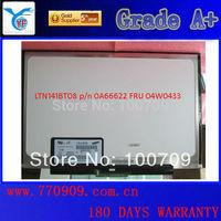 14.1 WXGA+ Matte laptop display LTN141BT08 FRU 93P5703 with LED backlight