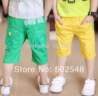 2014 Summer Baby Children Shorts Boys Minimalist Style Shorts Kids Clothing 5 PCS