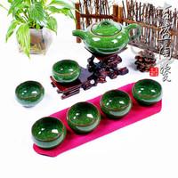 2014 NEW Chinese kung fu tea set special dehua ice to crack a cup of tea ice crack tea bowl porcelain tea service drinkware
