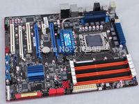 For ASUS P6T SE Motherboard Intel X58 Express LGA 1366/Socket B DDR3 1394 ATX 100% tested 3-5days shipping