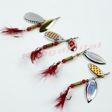 cheap spinners fishing lures