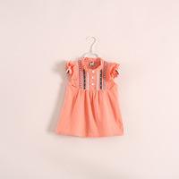 wholesale new children's clothing for girls vest Qunshan 5pcs/lot 21e033033