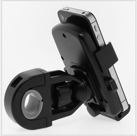 Bicycle Phone Holder /Motorcycle GPS Mount /Motorcycle GPS Holder + Free Shipping