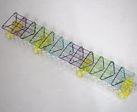 Loom Band Refill Bag rubber band loom board 480pcs/lot