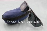 Free dropshipping 2013 new fashion sports brands polarized sunglasses designer Aluminum alloy cycling sunglasses P-73