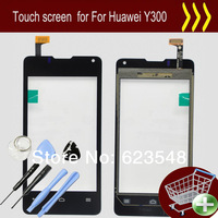 Original touch screen For Huawei Ascend Y300 U8833 T8833 touch Display Digitizer Replacement + tools