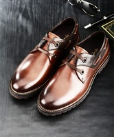 Spring and autumn men's casual shoes genuine leather sports fashion trend of the men's qhsl1309